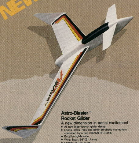 Astro Blaster from the 92 catalogue